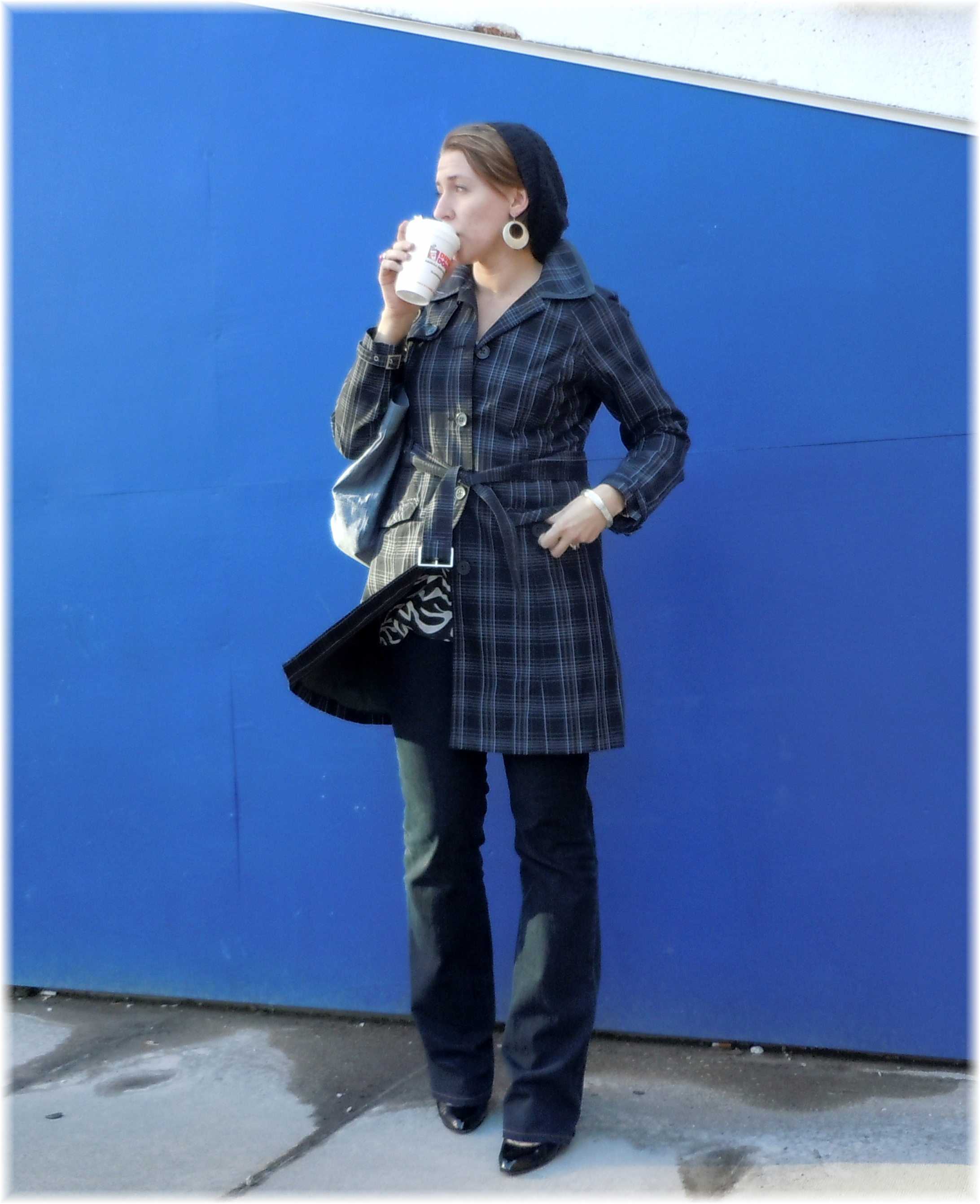 Entering the Trench Coat Arena - ModlyChic