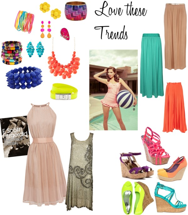 Favorite Fashion Trends - May 2012