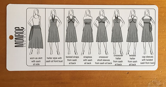 Dress Your Body Type Mm19