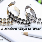 5 ways to wear pearls