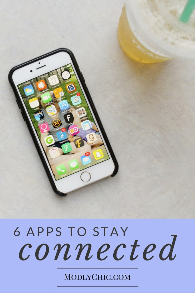 6 Apps To Stay
