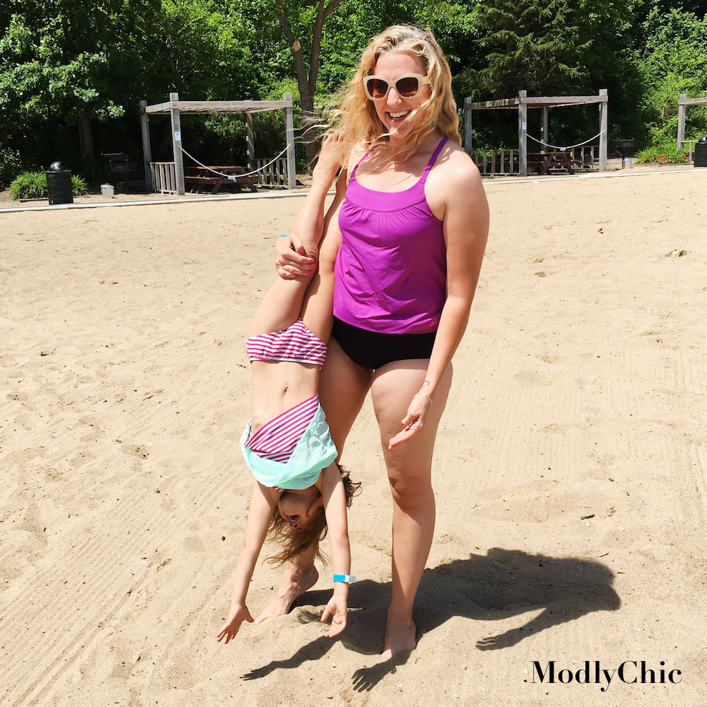 08aed79123 This year's favorite Lands' End swimsuits - ModlyChic