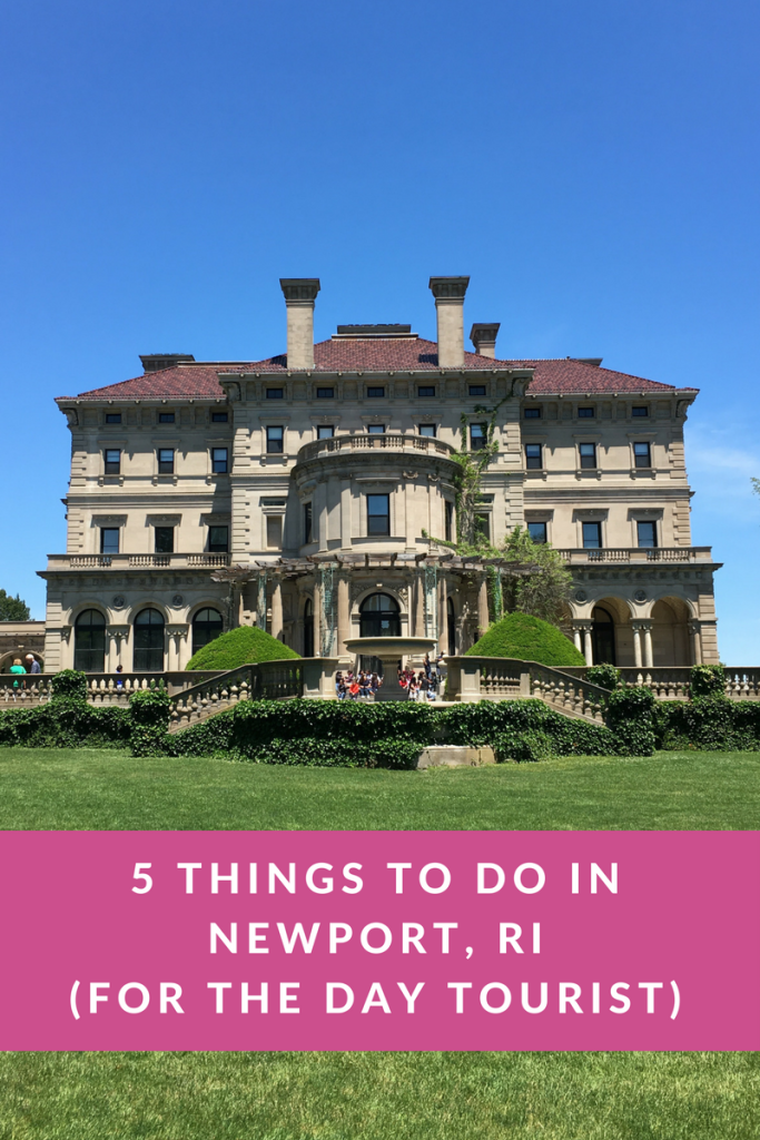5 Things to Do in Newport, RI (for the day tourist)