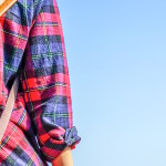 How To Wear the Fall Plaid Dress Trend