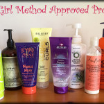 Curly Girl Method Approved Products